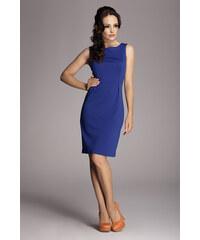 Dámské šaty Figl M079 modré