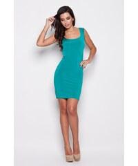 Zelené šaty Katrus K081