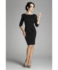 Dámské šaty Figl M082 černé