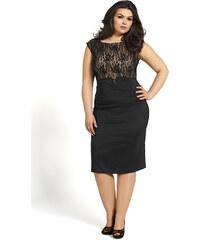 Dámské šaty Kartes KM52-PS černé
