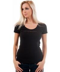 Dámské tričko Emporio Armani 163377 4P263 černé