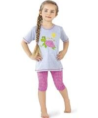 Dětské pyžamo Cornette 537/25 Šedá