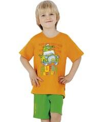 Dětské pyžamo Cornette 789/16 Písková