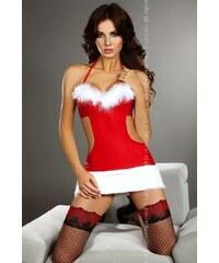 Princess Kostým LivCo Corsetti Santas Coming Červená