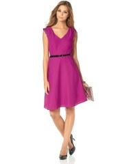 BUFFALO, značkové šaty levně se štrasovými kamínky (vel.42 skladem) 34 pink