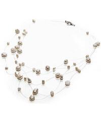 Sladkovodní perla Perlový náhrdelník OVE
