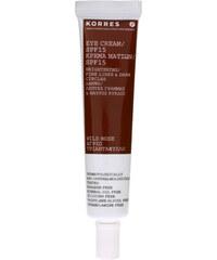 Korres - Crème contour des yeux à la rose sauvage IP 15 15 ml - Clair