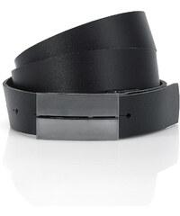 bpc bonprix collection Ledergürtel Andre in schwarz für Herren von bonprix