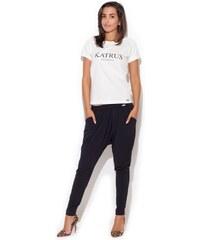 Turecké kalhoty, Katrus (vel.S/36 skladem) S černá Dopravné zdarma!