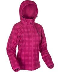 Dámská softshellová bunda - ENVY - KARINA I. - RŮŽOVÁ