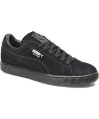 Puma - Suede Classic + - Sneaker für Herren / schwarz