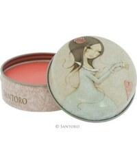 Santoro London - Balzám na rty 15ml - Mirabelle - All For Love