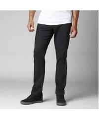 Pánské kalhoty Fox Selecter chino pant black 30