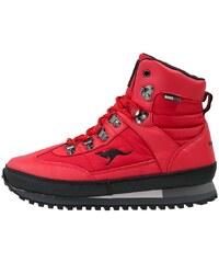 KangaROOS TRAMPDIC Snowboot / Winterstiefel flame red/black