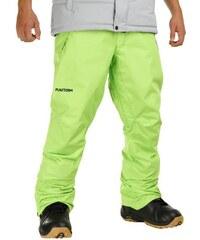 Pánské snowboardové kalhoty Funstorm Trax green L