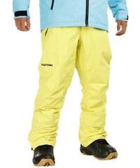 Pánské snowboardové kalhoty Funstorm Trax lime L