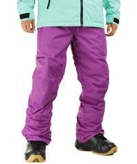 Pánské snowboardové kalhoty Funstorm Trax fuchsia S