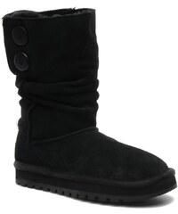 Skechers - Freezing Temps 47221 - Stiefeletten & Boots für Damen / schwarz