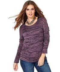 sheego Trend Pullover mit Nietenbesatz