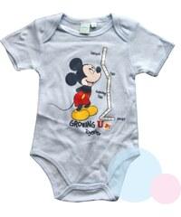 Chlapecké bodyčko Disney Mickey 18 měsíců