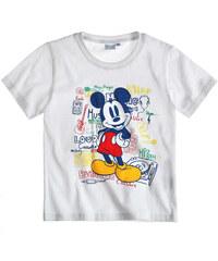 Disney Mickey tričko bílé vel.110