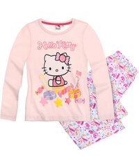 Pyžamo Hello Kitty sv. růžové vel.10 let