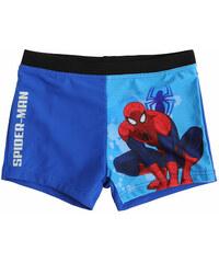 Plavky Spiderman modré 104