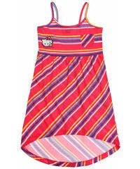 Dívčí šaty Hello Kitty růžové vel.128