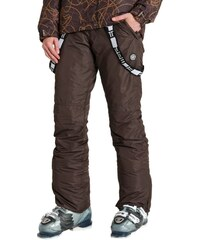 SAM 73 Dámské kalhoty WK 217 480 - hnědá