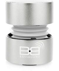 BassBuds Bluetooth Lautsprecher »BassBoomz Silber«