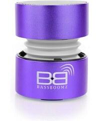 BassBuds Bluetooth-Lautsprecher »BassBoomz Lila«