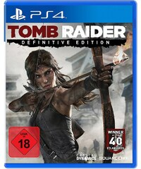 SQUARE ENIX Tomb Raider: The Definitive Edition PlayStation 4