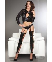 Kostým Livco Corsetti Erna, černá