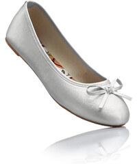 bpc selection Ballerina in grau für Damen von bonprix