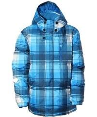 Dětská zimní bunda DC Tray BY pring B JK blue L
