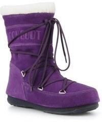 Moon Boot - Butter mid - Stiefeletten & Boots für Damen / lila