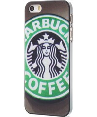 STARBUCKS černá tmavá-zelená