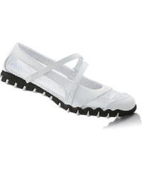 bpc bonprix collection Ballerina in weiß für Damen von bonprix
