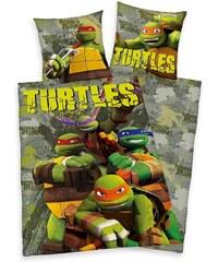 Kinderbettwäsche »Teenage Mutant Ninja Turtles«,