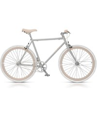 Fixie Singlespeed Fahrrad, 28 Zoll, 1-Gang (gear), »Nuda 571«, MBM