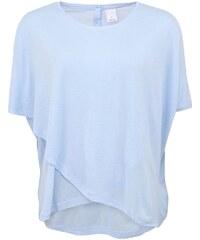 Světle modrý volnější top Vero Moda Pure