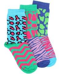 8fcaf36ae4b Sada tří dámských ponožek Oddsocks Molly