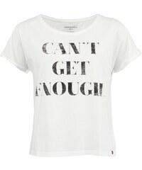 Bílé tričko armedangels Can´t Get Enough