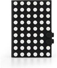 Černý silikonový blok s puntíky A6 Mark's Tokyo Edge Silicon