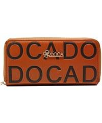 Dámská peněženka Doca Margo - hnědá