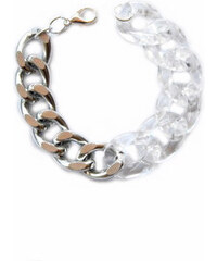 Gems Over náramek Silver