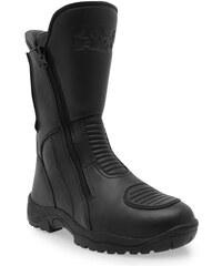 No Fear Commute Motorbike Boots Black