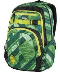 Nitro Schulrucksack, »Chase - Wicked Green«
