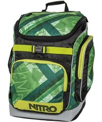 Nitro Schulrucksack, »Bandit - Wicked Green«