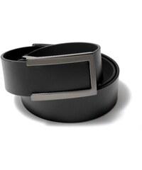 RITORE Elegantní černý pásek - THOR (nastavitelný)